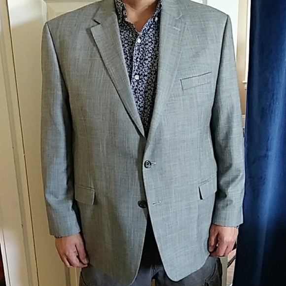 Chaps Other - Chaps Gray Sports Coat 50R